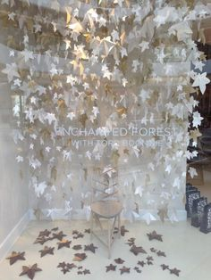 Porta Romana Showroom - Window display by Zoe Bradley Design