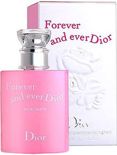 Forever and Ever Dior Christian Dior perfume - a fragrance for women 2006