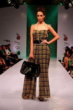 jumpsuit - Bangalore fashion week