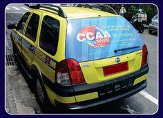 A Farol veiculou a inauguração da unidade Ipanema do CCAA! #ccaa