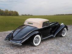 Brandone Talbot-Lago T120 Roadster  1938