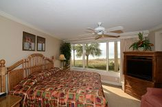 Beachside Two 4214 - 2nd floor - 2BR 2BA-Sleeps 6 | 1-800-553-0188 #beachfront #rental #sandestin #myvacationhaven