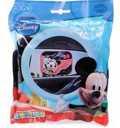 Disney Mickey Mouse Zonnescherm 2 stuks