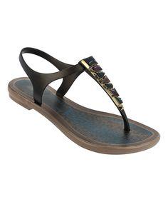 46eb78483efa2 Grendha: Jewel Women's Sandal (Black). Black JewelCold Weather BootsJeweled  SandalsBlack ...