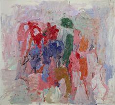 Philip Guston - 1957, Oasis