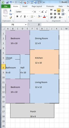 Differentiated instruction what is differentiated for Room design excel template
