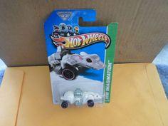 2012 mattel hot wheels ( ratmobile ) #HotWheels