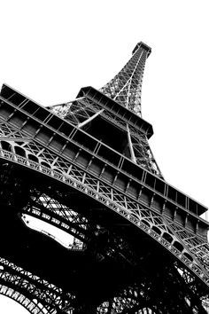 Eifel Tower - Remember us having an ice cream underneath here as kids!