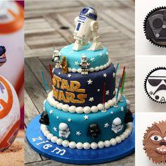 Princess Leia cupcakes for all!