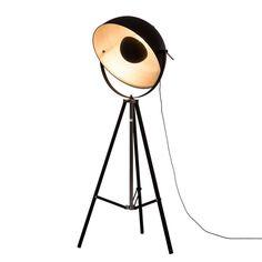koniecznie chce lampe podlogowa w salonie!  LAMPA PODŁOGOWA STATYW BLACK