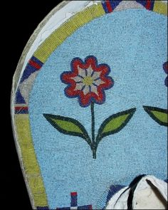 shoshone beaded cradleboard - Google Search