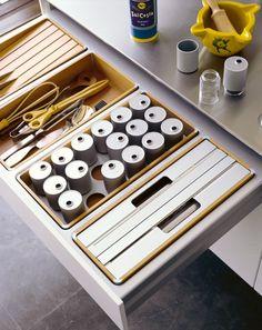 bulthaup b3 drawer inserts | Flickr - Photo Sharing!