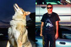 #iuter fw17 'wolf series' lookbook ft #Marracash