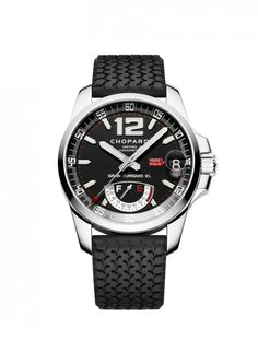 Chopard Watches Mille Miglia GT XL Power Control stainless steel | juwelier-haeger.de
