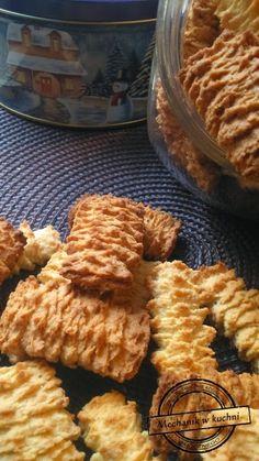Polish Recipes, Polish Food, Cookie Recipes, Dessert Recipes, Breakfast Menu, Sugar Rush, Cupcake Cookies, Waffles, Good Food