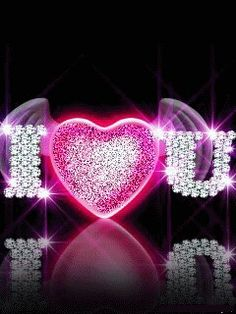 Glitter Graphics: the community for graphics enthusiasts! Love Heart Images, Love You Images, Heart Pictures, Beautiful Love Pictures, Beautiful Gif, Heart Wallpaper, Love Wallpaper, Coeur Gif, Ft Tumblr