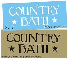 Image result for clipart primitive bath stencils