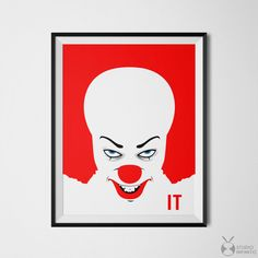It movie Pennywise illustration