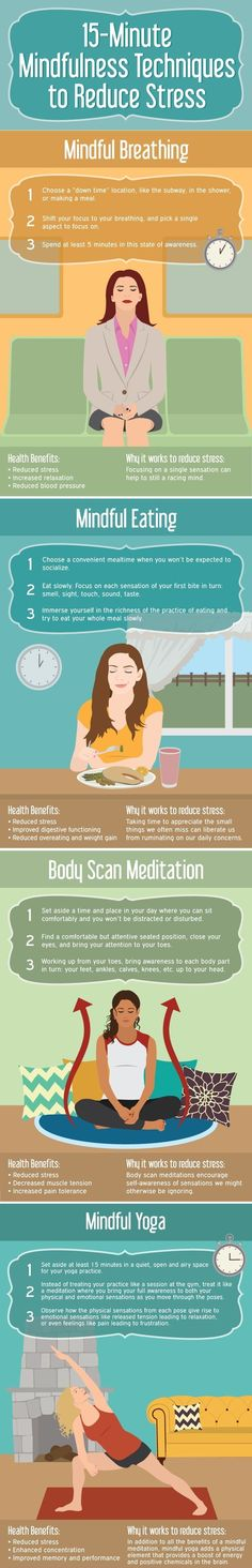 Taking a few moments everyday to reflect can reduce stress and increase quality of life! Here are 5 mindfulness tips to reduce anxiety and improve health.