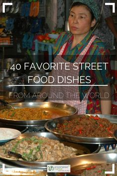 How street food can