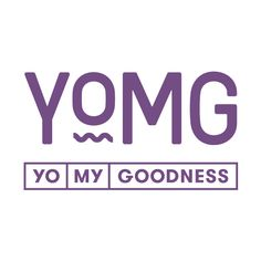 yo my goodness logo - Google Search