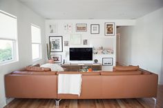Our first home: living room. Decoration Trends 2016