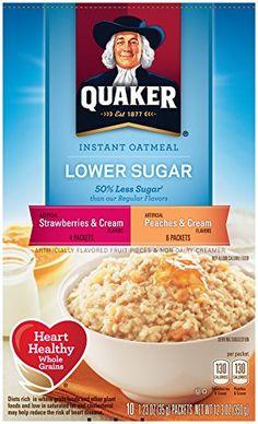 Plain or Low Sugar Oatmeal
