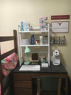 Dorm Room Desk | University Of Georgia