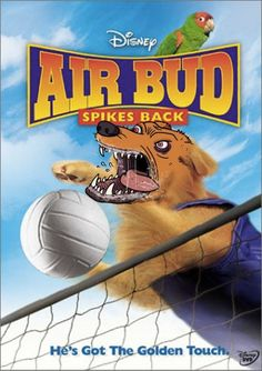 Rent Air Bud Spikes Back starring Katija Pevec and Jake D. Smith on DVD and Blu-ray. Get unlimited DVD Movies & TV Shows delivered to your door with no late fees, ever. One month free trial! Air Bud Movies, Movies To Watch, Good Movies, Eight Movie, Childhood Movies, Disney And More, Family Movies, Action Movies, Disney Movies