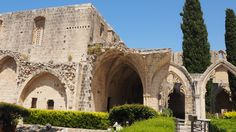 #northcyprus #bellapais #abbaisbellapais #cyprus2015 #северныйкипр #беллапаис #аббатствобеллапаис