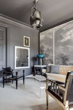 Martinez's room for the 2015 San Francisco Decorator Showcase.