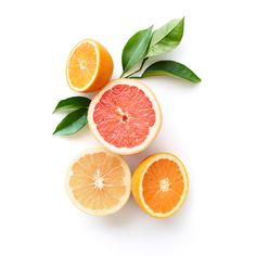 Annabelle Breakey, commercial, editorial, food, still life and product photographer, Citrus On White