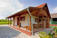 Mézeskalácsházikók egy zalai szőlőhegyen - Szallas.hu Blog Romantic Places, Hungary, Gazebo, Outdoor Structures, Cabin, House Styles, Modern, Home Decor, Buildings