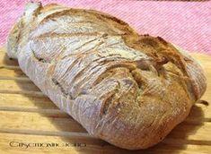 Bonci& homemade bread, a step-by-step recipe Bakery Recipes, Bread Recipes, Pane Casereccio, Focaccia Pizza, Food C, Stale Bread, Easy Bread, Ciabatta, Artisan Bread