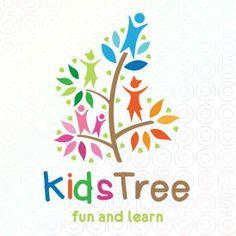 Kids Tree  logo