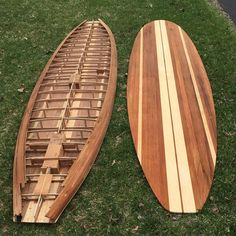 Gonna be hard to say bye to this one…Family fav so far! Gonna be hard to say bye Wooden Boat Building, Wooden Boat Plans, Boat Building Plans, Surfboard Shapes, Wooden Surfboard, Wooden Paddle Boards, Wood Canoe, Build Your Own Boat, Diy Boat