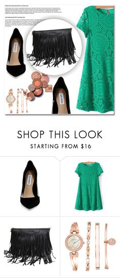 """#20"" by aida-nurkovic ❤ liked on Polyvore featuring Steve Madden and Anne Klein"