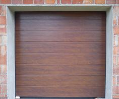 Brama garażowa Rolling Shutter, Roller Shutters, Real Wood, Blinds, Garage Doors, Outdoor Decor, Blind, Shades Blinds, Draping
