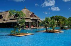 Complejo turístico & Spa The Grand Mauritian, Mauricio | 24 piscinas fabulosas a las que necesitas zambullirte antes de morir
