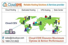 is a network of high capacity servers that are hosted on different geographical locations to deliver cached content to the end users. Content Delivery Network, End User, Improve Yourself, Clouds, India, Delhi India, Cloud, Indian