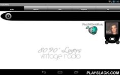 RadioMela  Android App - playslack.com , Questa è la radio dedicata principalmente alla musica anni 80 e 90 da ballo. La webradio anni 80 90 che si ascolta on line, da internet, tutti i files audio provengono da supporti in vinile.Potrai ascoltare spesso versioni discomix.