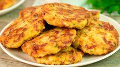 Tasty, Yummy Food, Breakfast Pizza, Cookie Recipes, Cauliflower, Zucchini, Meals, Vegetables, Gastronomia
