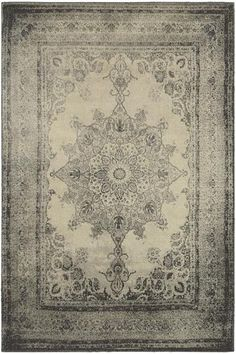 Insignia Area Rug - Traditional Rugs - Machine-made Rugs - Synthetic Rugs | HomeDecorators.com