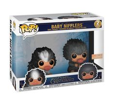 8062769cc31 Fantastic Beasts  Baby Nifflers Funko Pop! Vinyl 2-Pack (BoxLunch Exclusive)