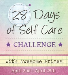 Join @Stephenie Zamora for her 28 Days of Self Care challenge. What a great way to Love Your Naked Ass! Put YOU first!