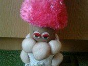 muñeca soft ,cabecita con barbilla ,manualilolis video :7