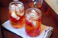 Raspberry Ice Tea - WP