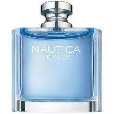 Nautica Voyage Eau de Toilette Fragrance Collection ($25) ❤ liked on Polyvore