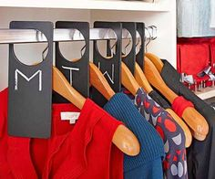40 Brilliant Closet and Drawer Organizing Projects - DIY & Crafts