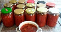 Ελληνικές συνταγές για νόστιμο, υγιεινό και οικονομικό φαγητό. Δοκιμάστε τες όλες Cookbook Recipes, Cooking Recipes, Food Decoration, Preserving Food, Marmalade, Greek Recipes, Tomato Sauce, Food Hacks, Salsa